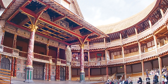the popularity of the globe theater in william shakespeares time London theatre tour - from shakespeare to the globe the evolution of theater in london and a theatrical  shakespeare's globe was completed three and a half.